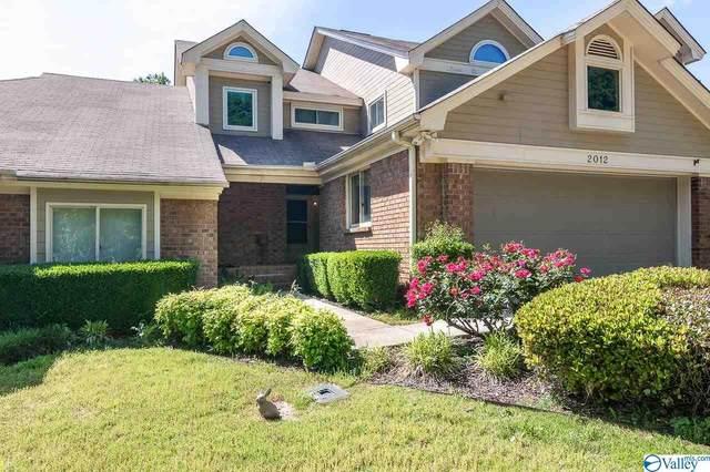 2012 Fairway Hills Drive #0, Huntsville, AL 35802 (MLS #1781651) :: Green Real Estate