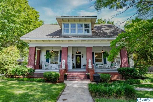 1107 1st Street, Cullman, AL 35055 (MLS #1781694) :: MarMac Real Estate