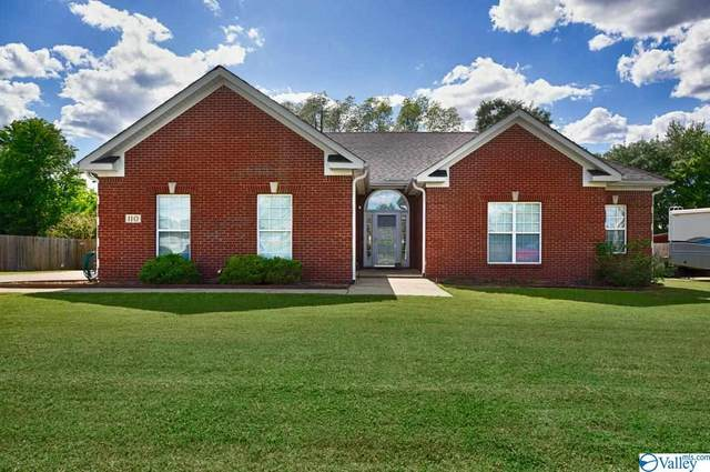110 Haley Morgan Drive, Huntsville, AL 35811 (MLS #1781766) :: The Pugh Group RE/MAX Alliance