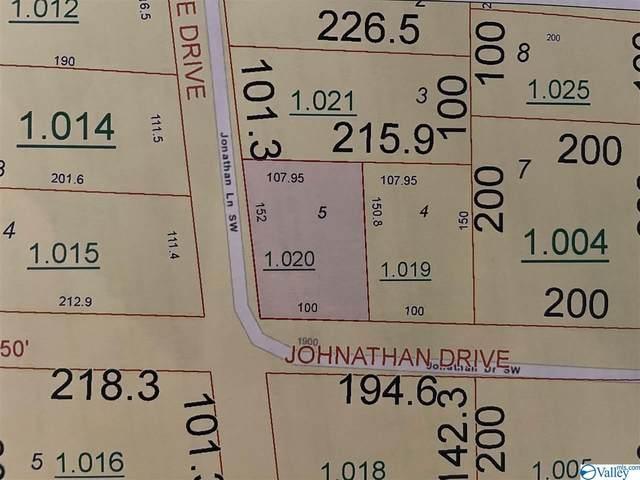 00 Jonathan Drive, Fort Payne, AL 35968 (MLS #1781805) :: Green Real Estate