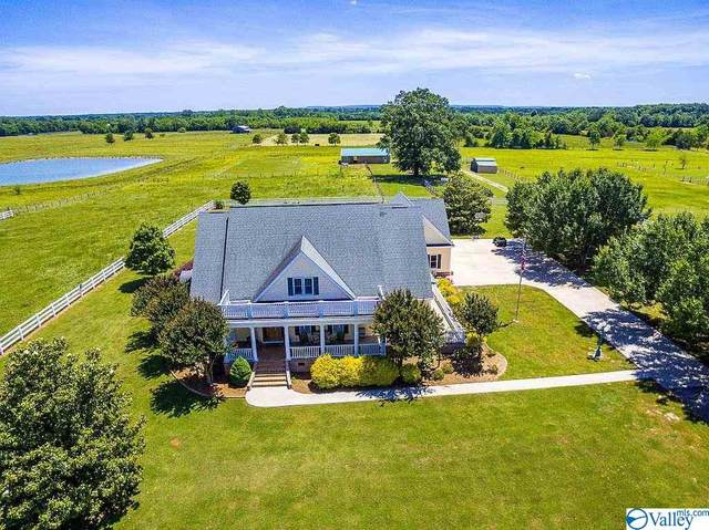 496 Hopewell Road, Danville, AL 35619 (MLS #1781853) :: Coldwell Banker of the Valley
