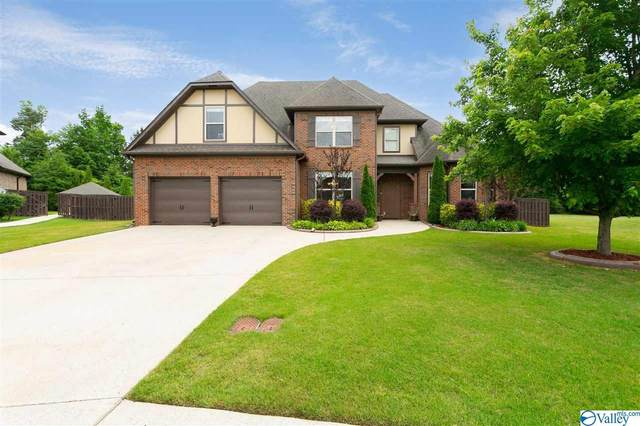 127 Windridge Way, Huntsville, AL 35824 (MLS #1781895) :: Green Real Estate
