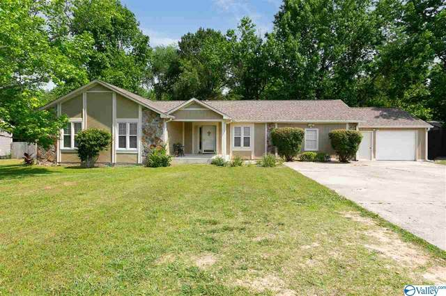 1629 Mckee Road, Toney, AL 35773 (MLS #1781920) :: Coldwell Banker of the Valley