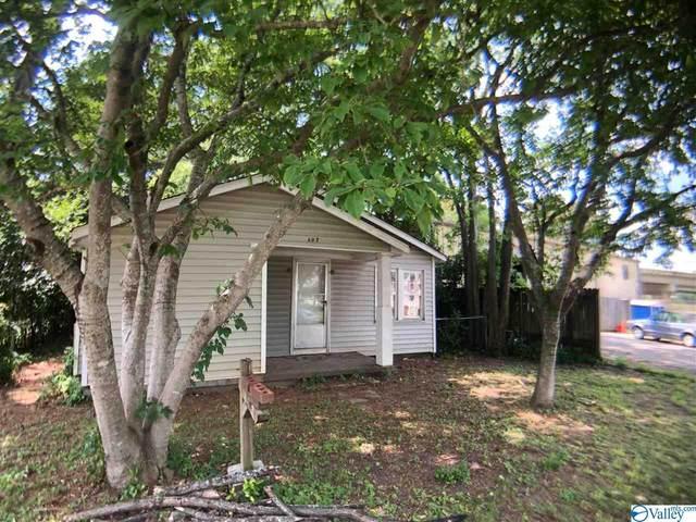 807 Schiffman Street, Huntsville, AL 35801 (MLS #1782044) :: Green Real Estate