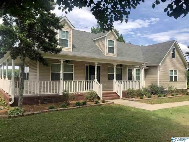 119 Hazelcrest Road, Hazel Green, AL 35750 (MLS #1782140) :: Green Real Estate