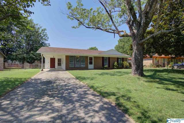 210 Hillside Road, Decatur, AL 35601 (MLS #1782231) :: Coldwell Banker of the Valley