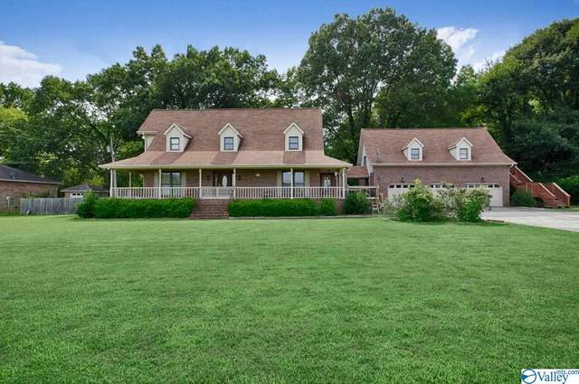 90 Lamon Drive, Decatur, AL 35603 (MLS #1782245) :: MarMac Real Estate