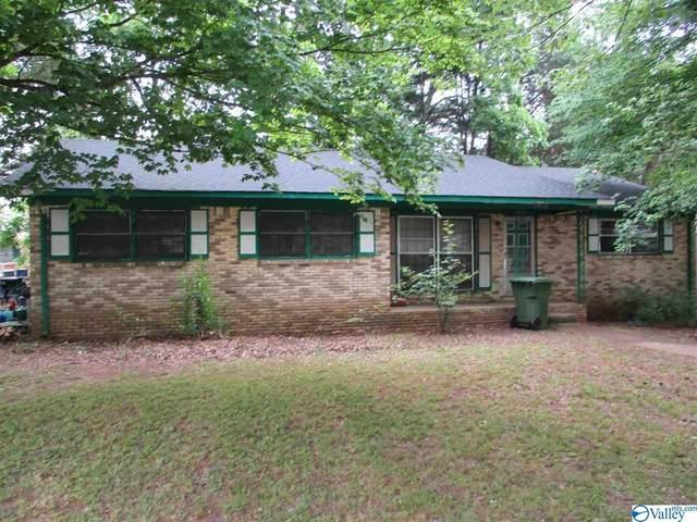 5020 Lyngail Drive, Huntsville, AL 35810 (MLS #1782284) :: Legend Realty