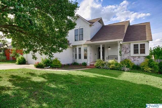 122 Medicine Bend Drive, Madison, AL 35758 (MLS #1782290) :: Green Real Estate