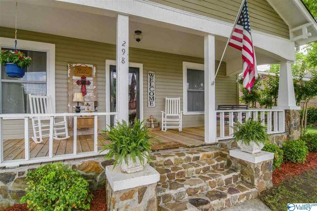 298 East Main Street, Falkville, AL 35622 (MLS #1782306) :: Green Real Estate