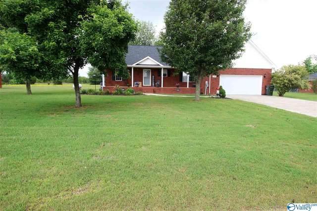 108 Blue Water Drive, Hazel Green, AL 35750 (MLS #1782421) :: Green Real Estate