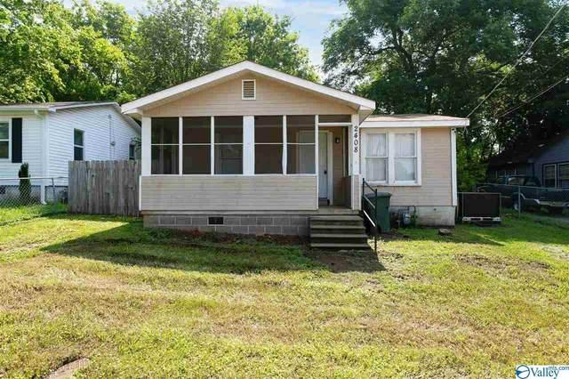 2408 Huntsville Street, Huntsville, AL 35811 (MLS #1782494) :: Coldwell Banker of the Valley