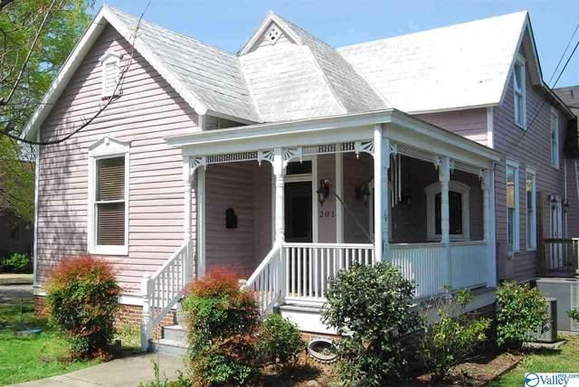 201 Walker Avenue, Huntsville, AL 35801 (MLS #1782564) :: Amanda Howard Sotheby's International Realty