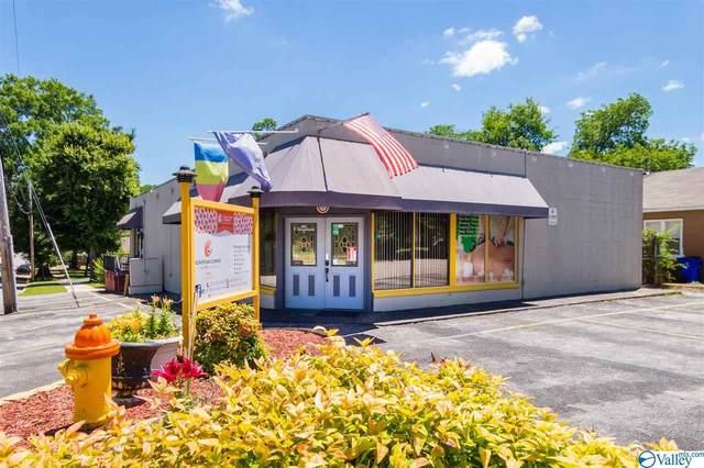 602 E Tuscaloosa Street, Florence, AL 35630 (MLS #1782567) :: LocAL Realty