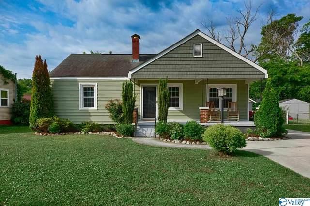 3917 Beech Avenue, Huntsville, AL 35805 (MLS #1782613) :: Amanda Howard Sotheby's International Realty