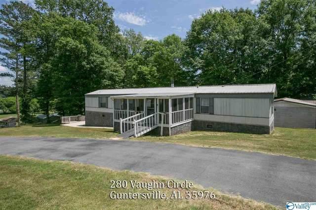 280 Vaughn Circle, Guntersville, AL 35976 (MLS #1782618) :: MarMac Real Estate