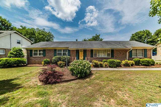 410 Curtis Drive, Huntsville, AL 35803 (MLS #1782619) :: Coldwell Banker of the Valley