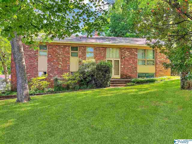 421 Curtis Drive, Huntsville, AL 35803 (MLS #1782643) :: Coldwell Banker of the Valley