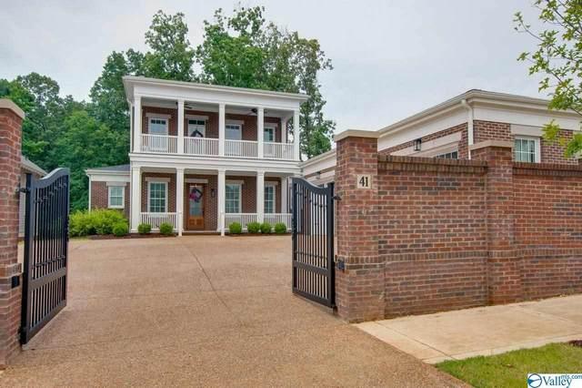 41 NW Bridgham Street, Huntsville, AL 35806 (MLS #1782689) :: MarMac Real Estate