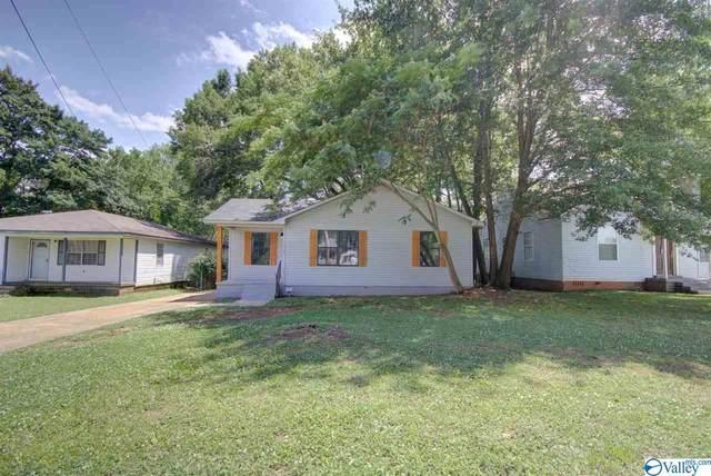 1617 Magnolia Street, Decatur, AL 35601 (MLS #1782754) :: RE/MAX Unlimited