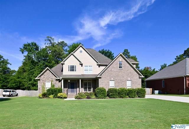 3307 South Point Street, Hartselle, AL 35640 (MLS #1782776) :: Green Real Estate