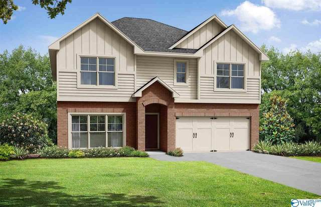 6031 Thorntons Way Circle, Huntsville, AL 35810 (MLS #1782832) :: Legend Realty