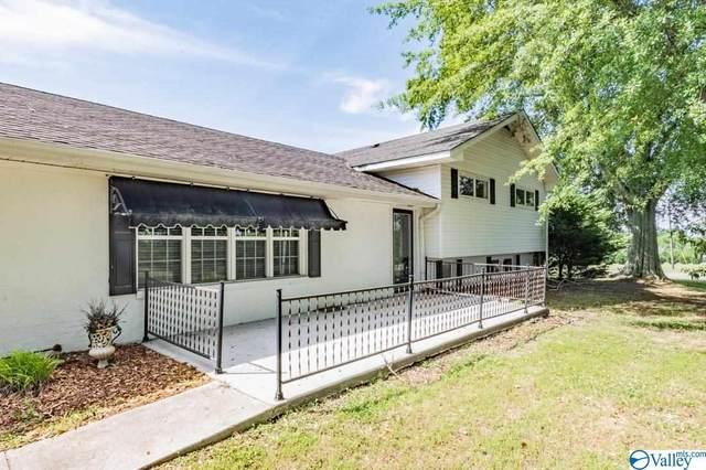 606 Bethel Church Road, Guntersville, AL 35976 (MLS #1782871) :: Amanda Howard Sotheby's International Realty