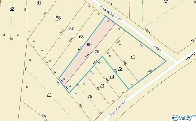 0 Bruce Street, Albertville, AL 35950 (MLS #1782906) :: Coldwell Banker of the Valley