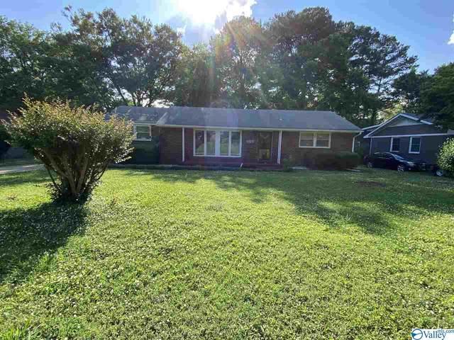 4105 Lakeview Drive, Huntsville, AL 35810 (MLS #1782990) :: RE/MAX Unlimited