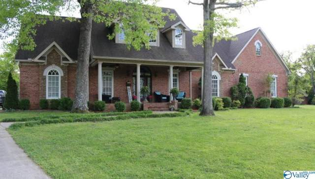 1202 W Cleermont Circle, Huntsville, AL 35801 (MLS #1783015) :: Amanda Howard Sotheby's International Realty