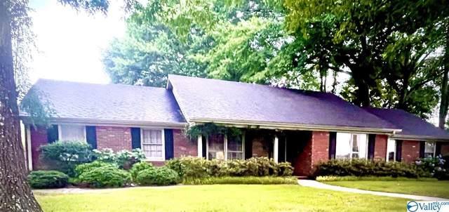 2807 Mctavish Avenue, Decatur, AL 35603 (MLS #1783022) :: Southern Shade Realty
