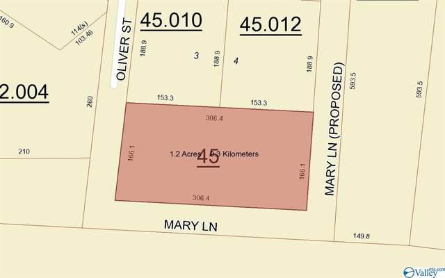 1555 Oliver Street, Albertville, AL 35951 (MLS #1783028) :: LocAL Realty
