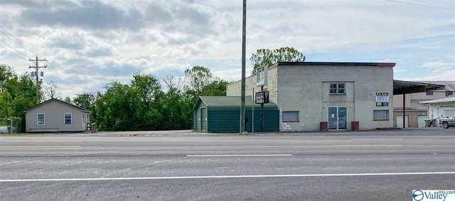 1611 Huntsville Hwy, Fayetteville, TN 37334 (MLS #1783035) :: MarMac Real Estate