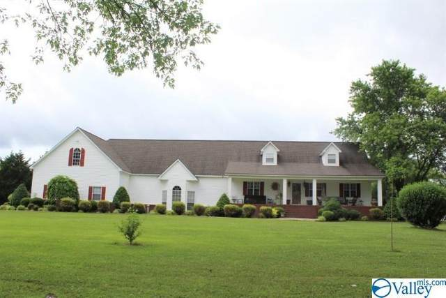 870 County Road 1815, Joppa, AL 35087 (MLS #1783074) :: MarMac Real Estate