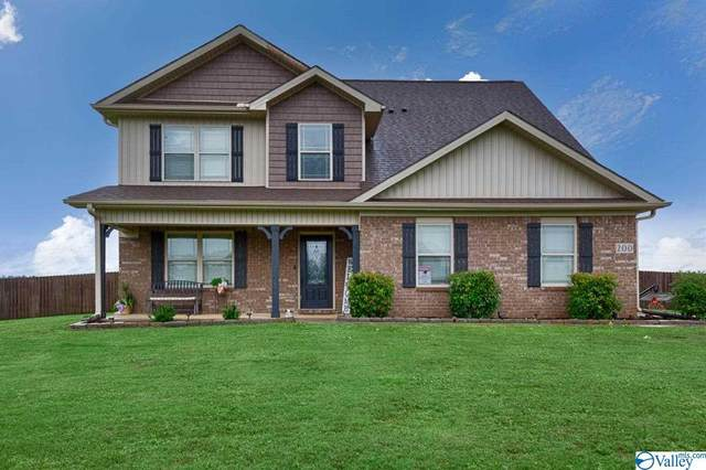 200 Reeney Drive, New Market, AL 35761 (MLS #1783149) :: Coldwell Banker of the Valley
