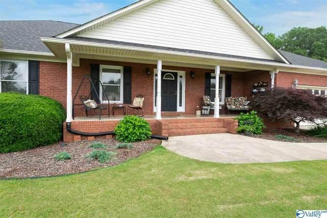 110 Sebonac Drive, Toney, AL 35773 (MLS #1783236) :: Coldwell Banker of the Valley