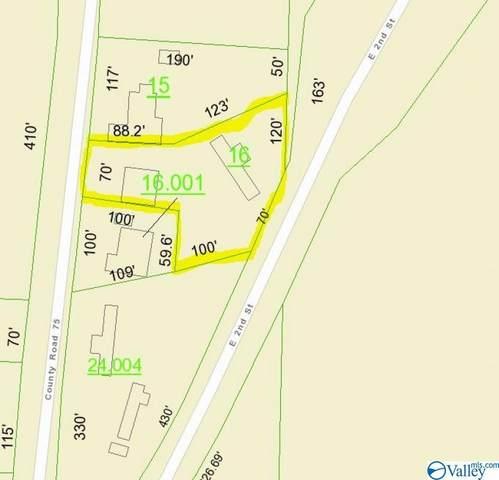 98 County Road 75, Stevenson, AL 35772 (MLS #1783240) :: RE/MAX Unlimited