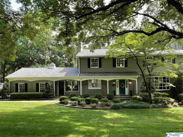 1806 Fairmont Drive, Huntsville, AL 35801 (MLS #1783244) :: Amanda Howard Sotheby's International Realty