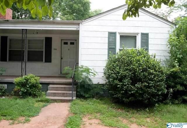 106 NW Delaware Blvd, Huntsville, AL 35811 (MLS #1783265) :: MarMac Real Estate