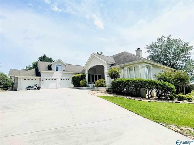 900 Buck Island Drive, Guntersville, AL 35976 (MLS #1783333) :: Coldwell Banker of the Valley