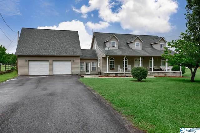 120 County Road 1219, Falkville, AL 35622 (MLS #1783362) :: MarMac Real Estate