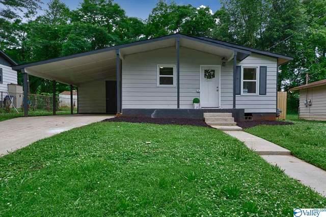 629 Kennan Road, Huntsville, AL 35811 (MLS #1783374) :: MarMac Real Estate