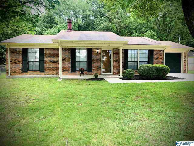 915 Bedford Drive, Decatur, AL 35601 (MLS #1783398) :: Southern Shade Realty