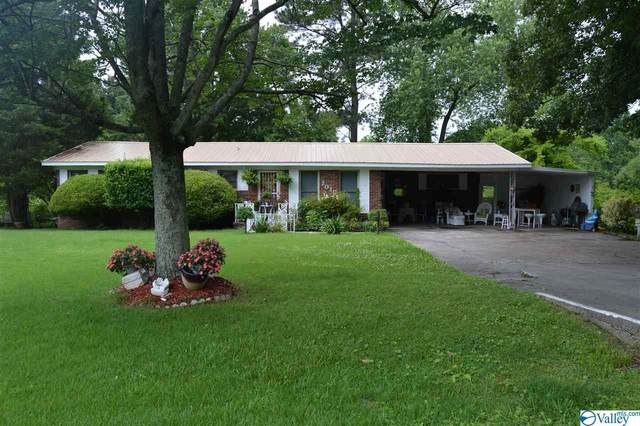 2010 Old Moulton Road, Decatur, AL 35601 (MLS #1783415) :: Southern Shade Realty