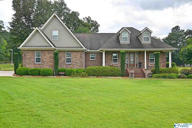 205 Cotton Road, Guntersville, AL 35976 (MLS #1783454) :: Coldwell Banker of the Valley