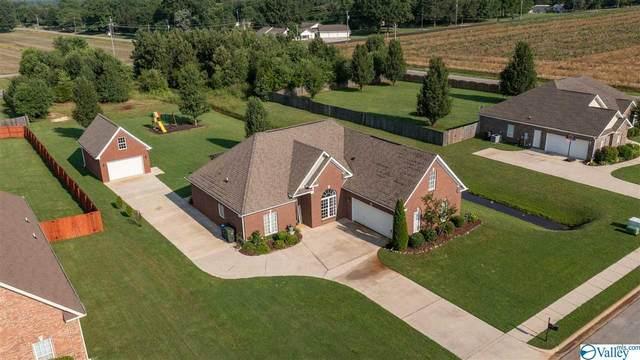 104 Meadow Ridge Drive, Hazel Green, AL 35750 (MLS #1783507) :: Coldwell Banker of the Valley