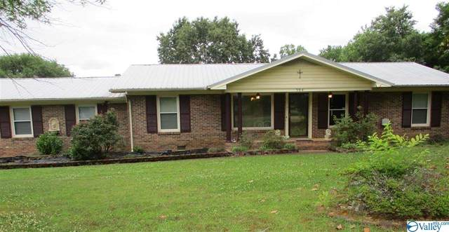 394 Knotty Walls Road, Owens Cross Roads, AL 35763 (MLS #1783520) :: Southern Shade Realty