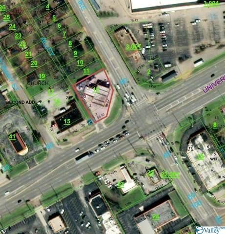 2200 University Drive, Huntsville, AL 35816 (MLS #1783525) :: Southern Shade Realty