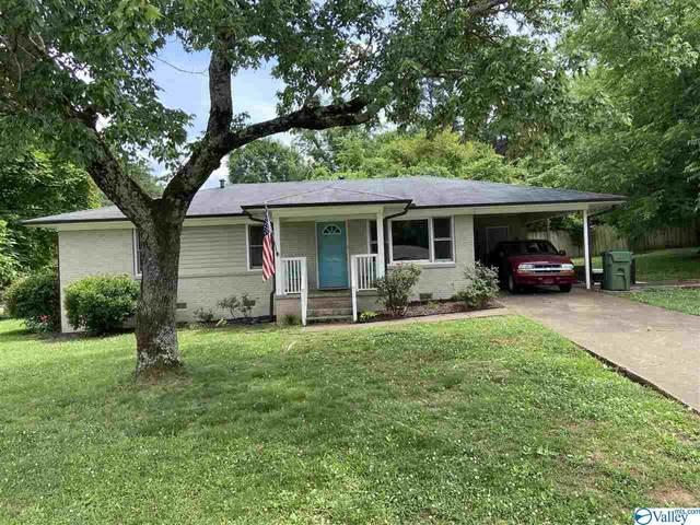 3515 Rosedale Drive, Huntsville, AL 35810 (MLS #1783565) :: MarMac Real Estate