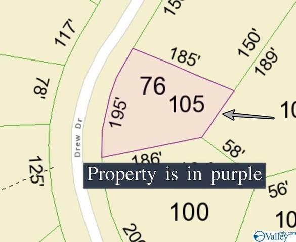 0 Drew Drive, Hollywood, AL 35752 (MLS #1783571) :: MarMac Real Estate